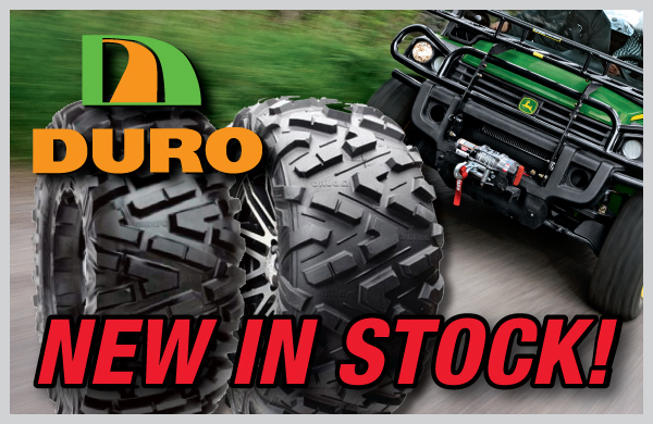 Duro Power Grip - New in Stock!