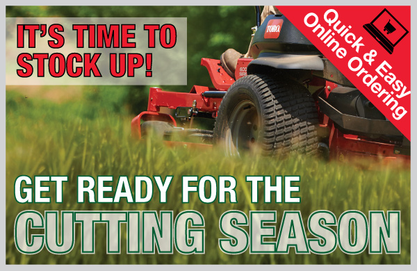 Get Set Up for the Cutting Season