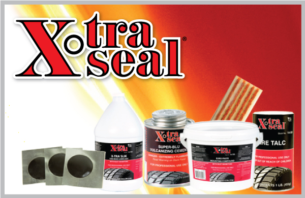 Choose your Free Gift with Xtra-Seal!