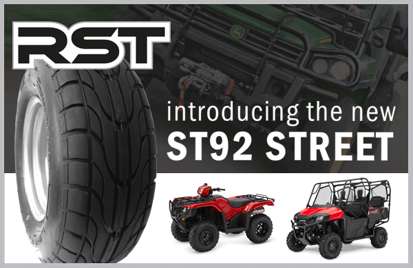 INTRODUCING THE RST ST92 STREET
