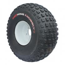 22x11.00-8 Redwing Knobbly RX Aramid 6PR on 7.00-8 4/4 67 Wh
