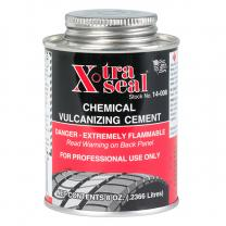 Xtra-Seal Vulcanising Cement 8oz (14-008)