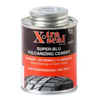 Xtra-Seal Super Blu Vulcanising Cement 8oz (14-511)