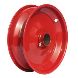 2.50-8 Wheel (Brw) 35mm CB 63.5mm HL (red metal)