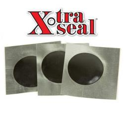 35mm Xtra-Seal Foil Back Tube Patches (box-70) (11-038)