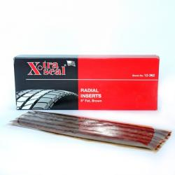Xtra-Seal Brown Puncture Repair Strings 8 (box-25) (12-362)