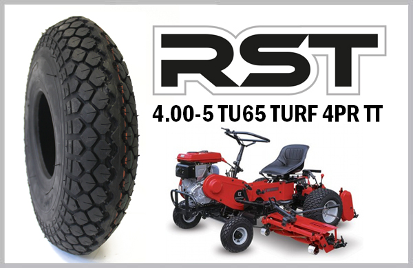 Featured Tyre: 4.00-5 RST TU65 Turf 4PR TT