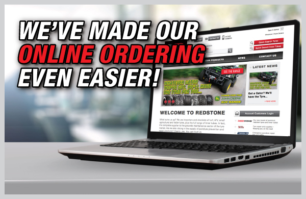 Online Ordering is now even easier!