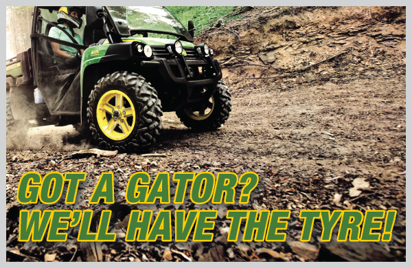The John Deere XUV Range...