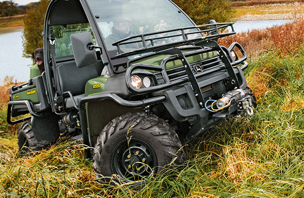 Get your ATVs ready for Winter